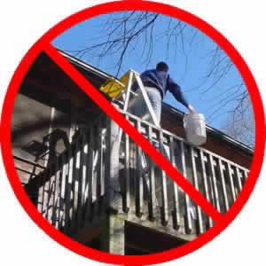 Auburn NY Gutter Cleaning